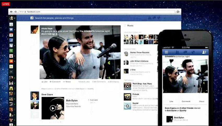Facebook Gets Simpler, More Complicated