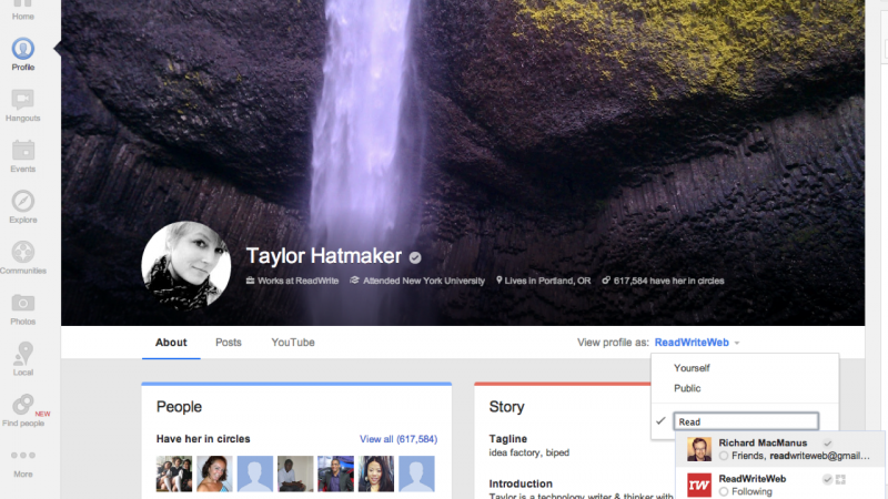 Google+ Update Adds Crazy Big Cover Photos + Other Stuff